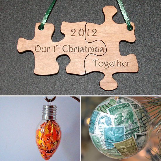 12 Creative DIY Christmas Ornaments