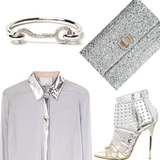 15 Shimmery Pieces to Kick Off the Holiday Season