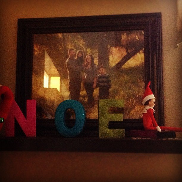 "Putting the ""L"" in Noel"