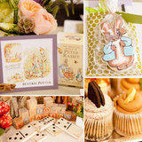 Baby Showers: A Charming Children's Book-Inspired Baby Shower