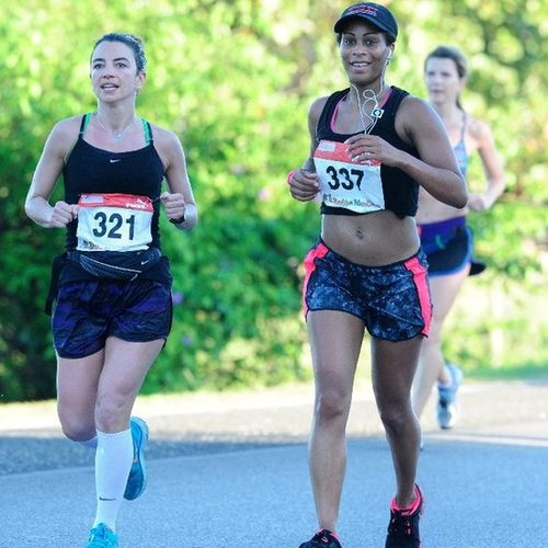 Reggae Marathon Race Review