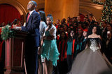 The Obamas Celebrate Christmas Washington Style With Psy, Diana Ross, and More!