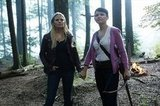 How did Ginnifer Goodwin and Jennifer Morrison feel about their Fairy Tale Land wardrobe?