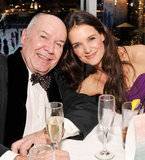 Katie Holmes Gives Back to Broadway During Her Evening Off