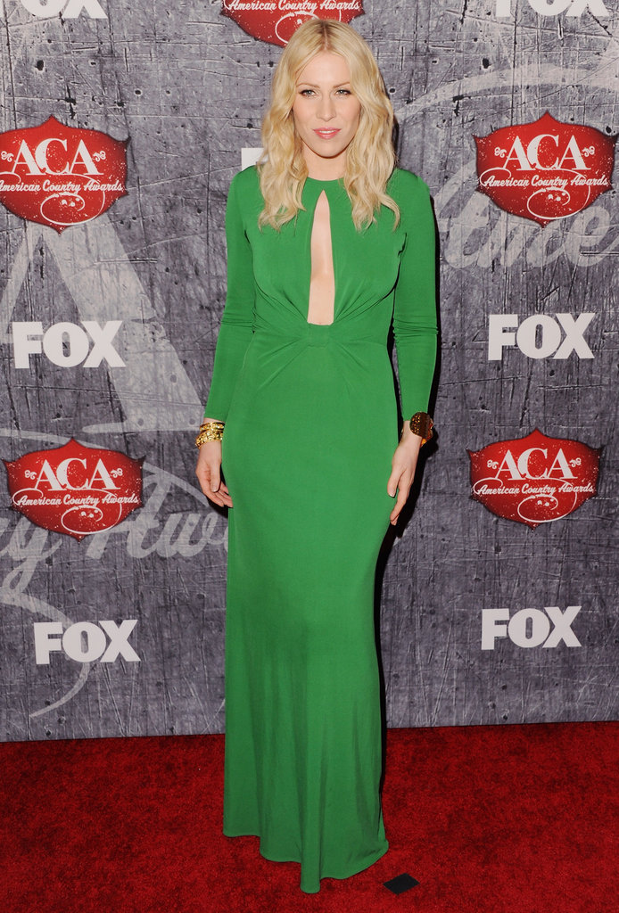 Natasha Bedingfield worked the red carpet.
