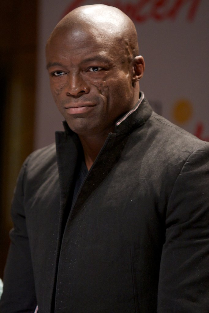 Seal stepped out in Oslo.