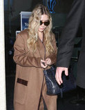 Ashley Olsen Lands in LA Despite Reported Plane Problems