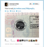 Middle-Earth Passport Stamps