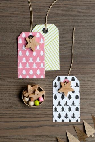 Ambrosia Creative's Graphic Gift Tags