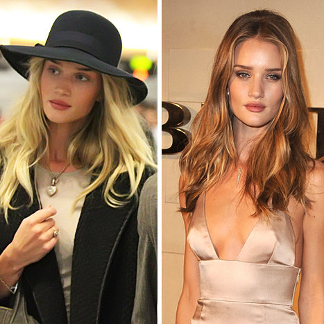Which Hair Colour Do You Prefer on These British Beauties?