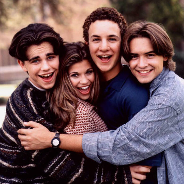 Boy Meets World Reboot