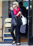 Reese Witherspoon picked up lunch to go in LA.