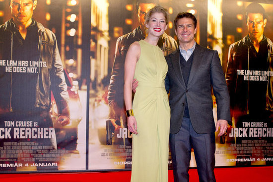 Tom Cruise Reaches Out to Swedish Fans at His Latest Premiere