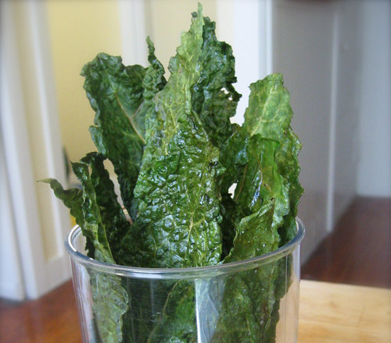 Kale: Kale Chips