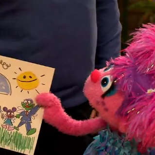 Sesame Street Takes on Divorce