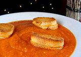 Tomato: Hearty Roasted Tomato Soup