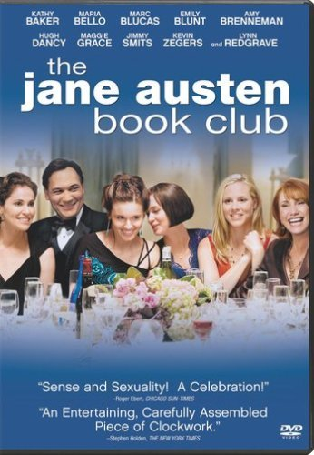 Since your Jane-loving friend may have a book club of her own, The Jane Austen Book Club ($11, originally $15) on DVD is a fun, cheeky option.