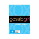 Gossip Girl Seasons 1 – 5, $114.99