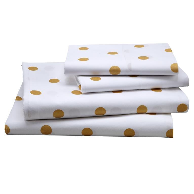 The Land of Nod Dot Sheet Set