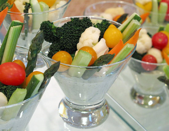 Crudité Cocktails