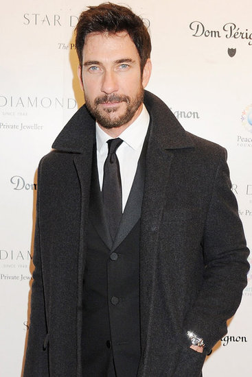 Dylan McDermott was cast in Mercy, an adaptation of a Stephen King horror story.