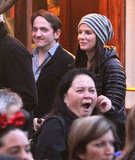 Sandra Bullock had a smile on her face at Disneyland.