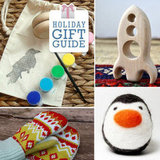 Resist the temptation to stock up on candy and plastic toys at the local drugstore, and instead peruse 25 of Lil's favorite handmade Etsy finds under $25.