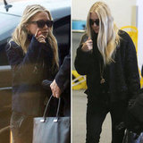 Ashley and Mary-Kate Olsen Toast Their $55,000 Creation