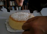 Cut Cake With Floss