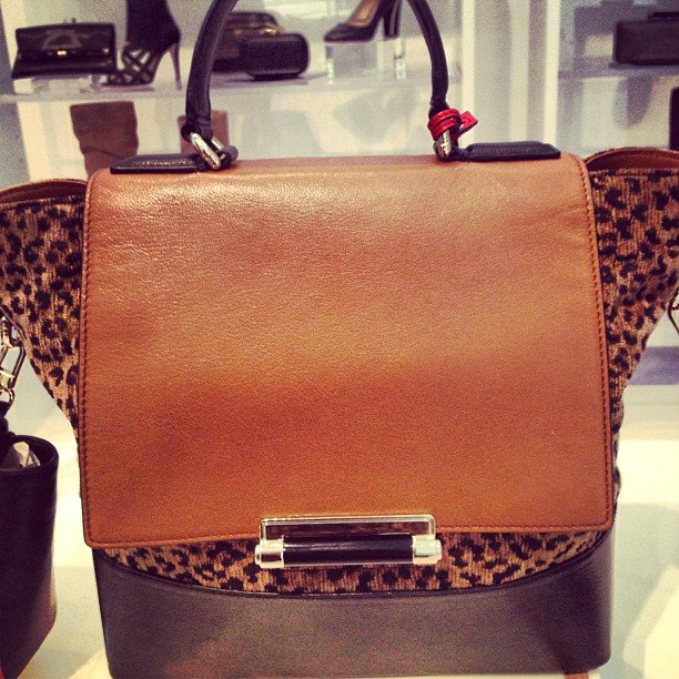 Who doesn't love a little leopard print?