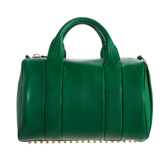 Alexander Wang Green Rocco Bag (Pictures)
