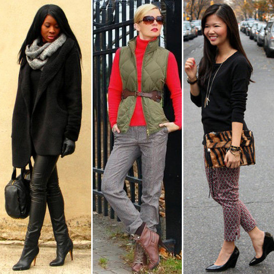 Street Style Dec. 16, 2012