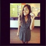 Jessica Mauboy got her driver's license! Source: Instagram user jessicamauboy1