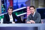 Tom Cruise visited El Hormiguero in Madrid.