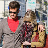 Emma Stone and Andrew Garfield Share Sweet Puppy Love