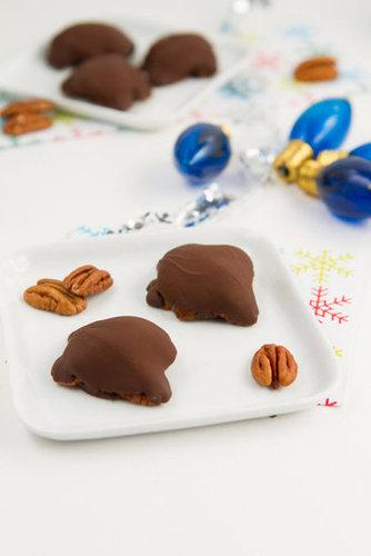 3 Ingredient Chocolate Turtles