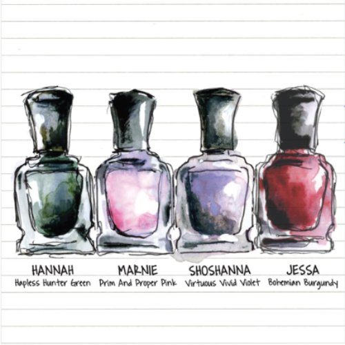Deborah Lippmann's New Girls Show Nail Polish Collection