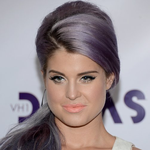 Copy Kelly Osbourne's Purple Hair