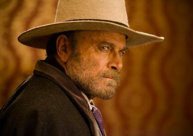 Franco Nero in Django Unchained. Photos courtesy of The Weinstein Co.