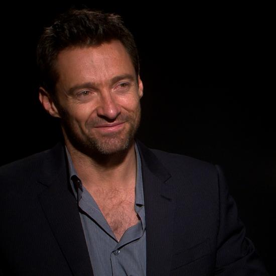 Hugh Jackman Les Miserables Video Interview