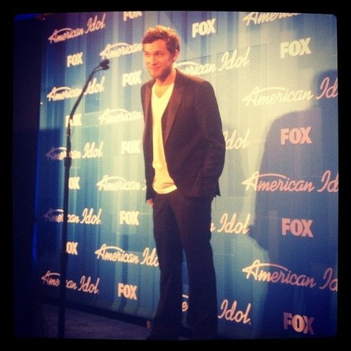 Phillip Phillips chatted with us in the press room moments after being crowned this year's American Idol winner.