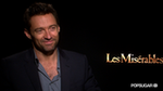Video: Hugh Jackman Assures Fans There's Plenty of Action in Les Mis