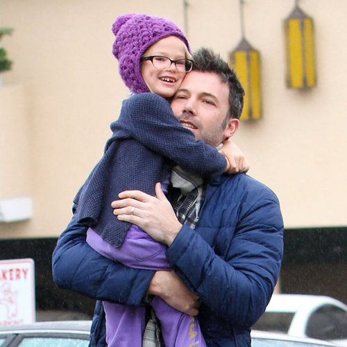 Jennifer Garner and Ben Affleck With Their Girls  | Pictures