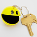 Talking Pac-Man Keychain