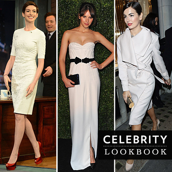 Why We're Obsessed With Ultrachic Winter White — Celebrity Edition