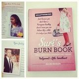 Suri's Burn Book caught our attention so we shared it on POPSUGAR Love & Sex's Instagram.