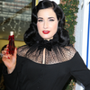 Dita Von Teese's Skin Care Tips (Video)