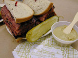 Splurge: Katz's Dinner For Four