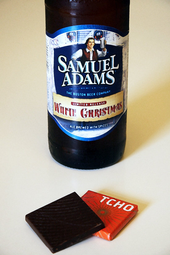 White Christmas With Fruity (68%)