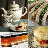 Everything You Need For Teatime (Except the Queen)